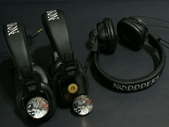 Manga Headphones