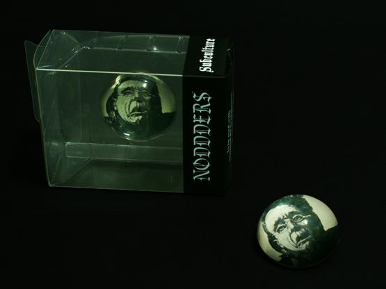 Horror movie character for noddders headphones