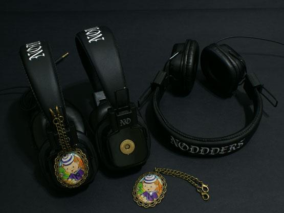 cute cartoon headphones