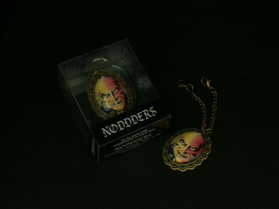 noddders horror comics headphones accessory
