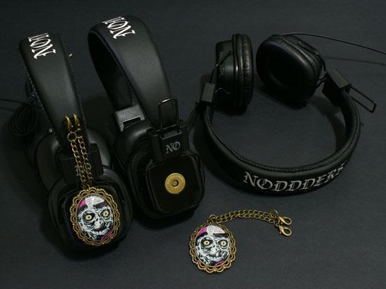 monster comics headphones