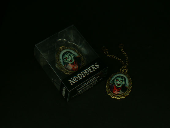 horror subculture headphones accessory