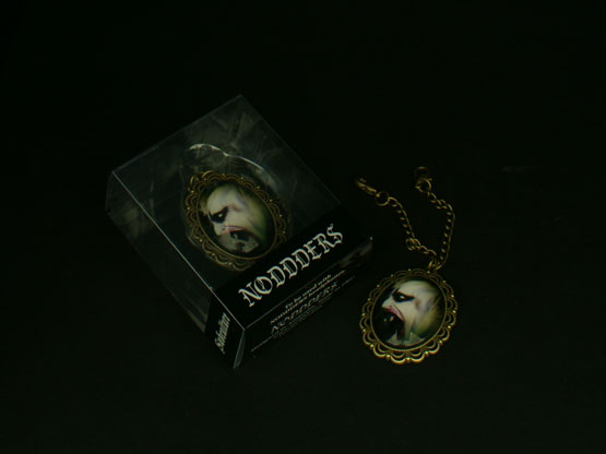 Vampire Goth Accessory for Noddders headphones