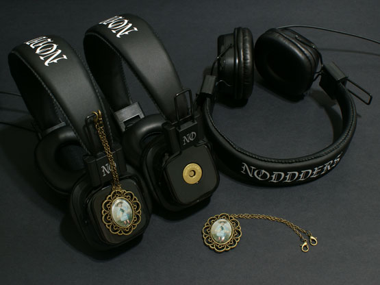 vintage collectable headphones