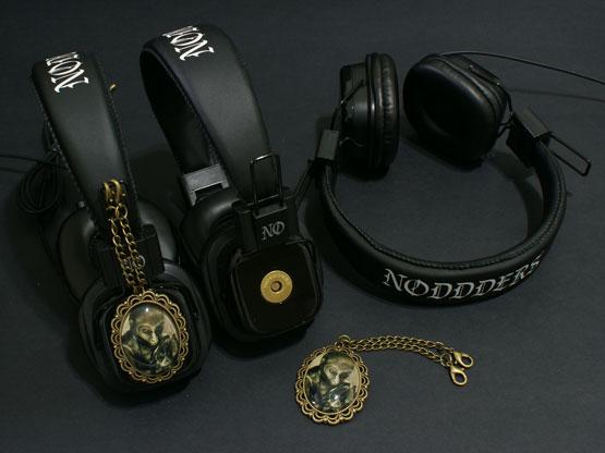 Sci-Fi geek headphones
