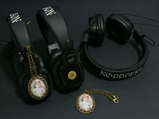 Victorian style headphones - Noddders