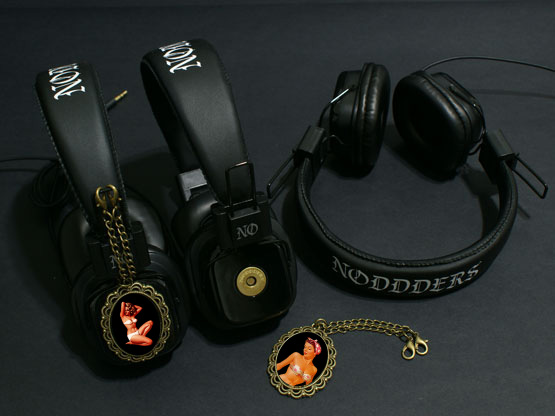 Subculture Noddders Headphones